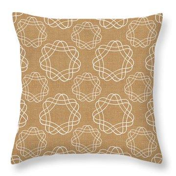 Geometry Throw Pillows