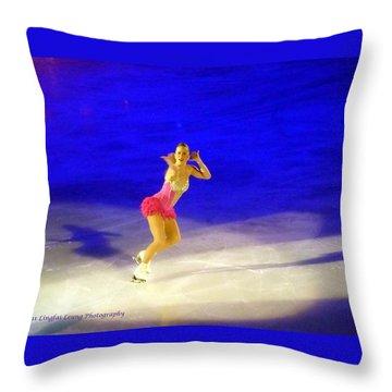 Burlesque Throw Pillow by Lingfai Leung