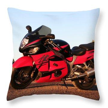 Busa Throw Pillow