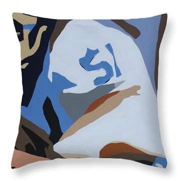 Butkus Throw Pillow