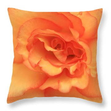 Butter Cup All Profits Go To Hospice Of The Calumet Area Throw Pillow