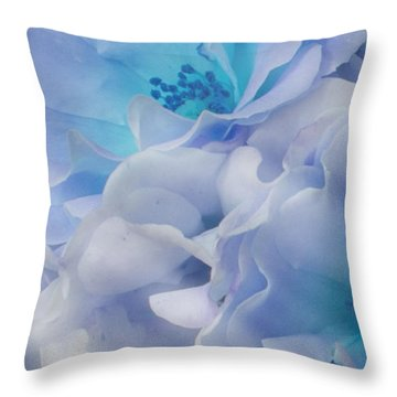 Throw Pillow featuring the photograph By Any Other Name by Phil Mancuso