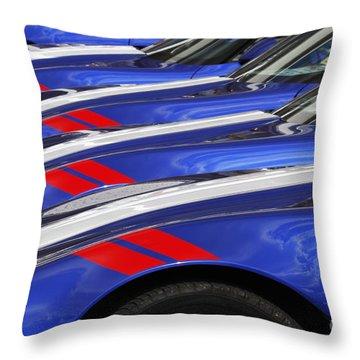 C4 Grand Sport Throw Pillow