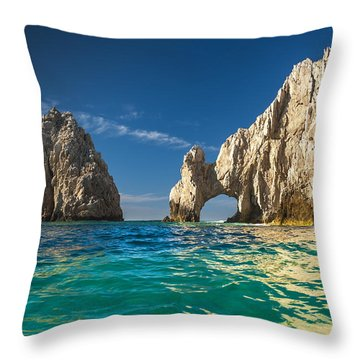 Los Cabos Throw Pillows
