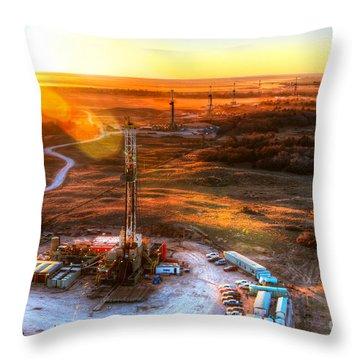 Cac001-169 Throw Pillow