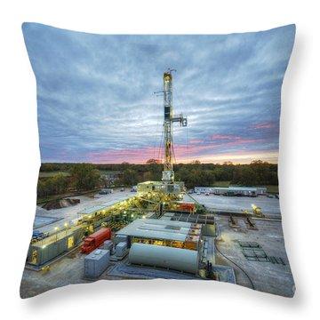 Cac005-121 Throw Pillow