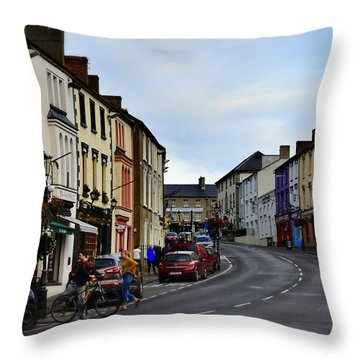 Cahir Throw Pillow