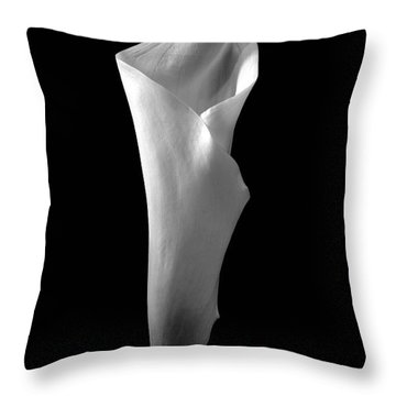 Cala Lilly 2 Throw Pillow