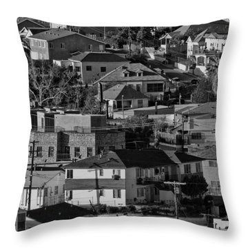 California Casbah Throw Pillow