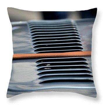 California Mille Throw Pillow