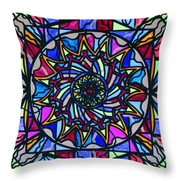 Calling Throw Pillow