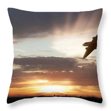 Canberra Returns Throw Pillow