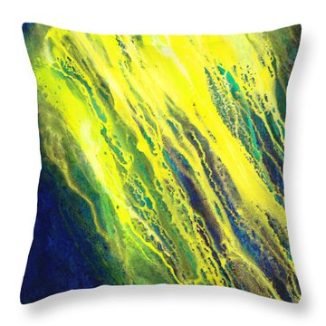 Canopus Throw Pillow