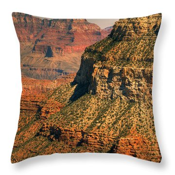Canyon Grandeur 1 Throw Pillow