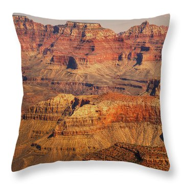 Canyon Grandeur 2 Throw Pillow