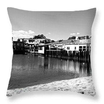 Capitola Throw Pillow