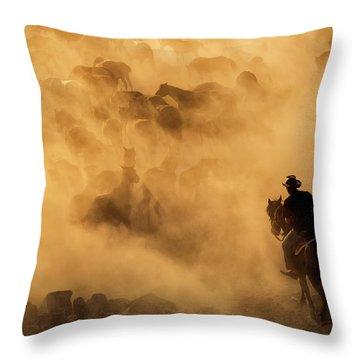 Riding Throw Pillows