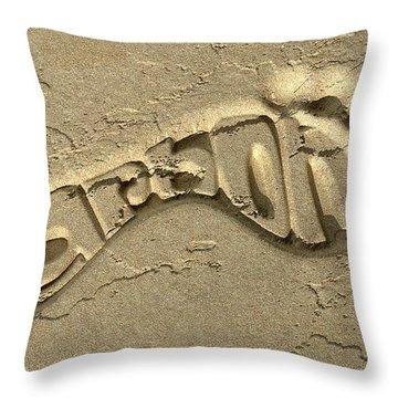 Greenhouse Effect Throw Pillows