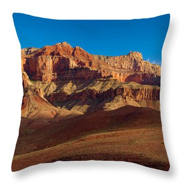 Cardines Panorama Throw Pillow by Inge Johnsson
