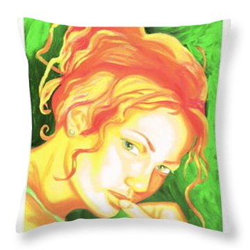 Carino Throw Pillow