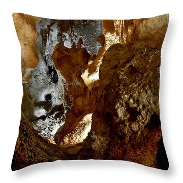 Carlsbad Caverns #1 Throw Pillow