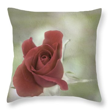 Carmen Throw Pillow by Elaine Teague