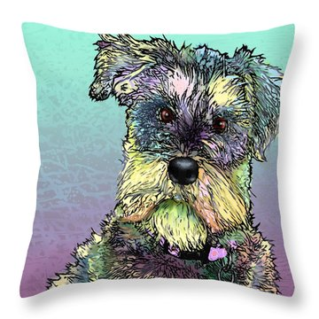 Caro Throw Pillow