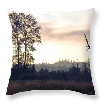 Throw Pillow featuring the photograph Carpe Diem by I'ina Van Lawick