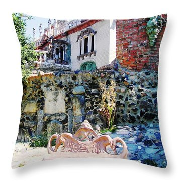 Casa Golovan Throw Pillow