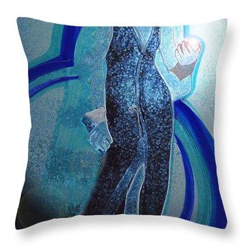Cassandra By Jrr Throw Pillow