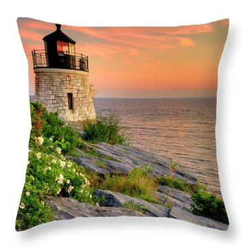 New Castle Throw Pillows