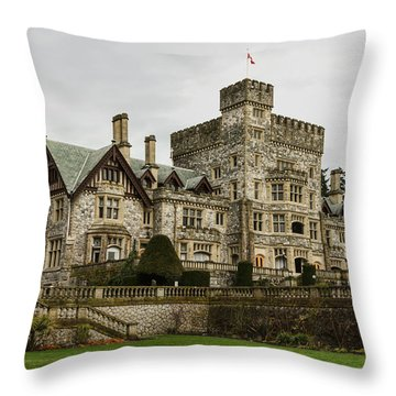 Hatley Castle Throw Pillow
