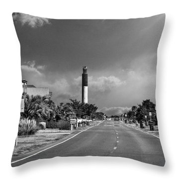 Caswell Drive Throw Pillow