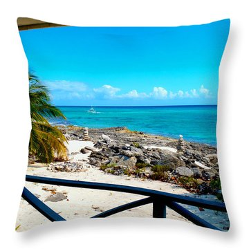 Atlantis Throw Pillows