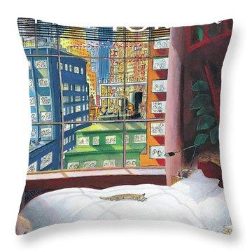 Interiors Throw Pillows