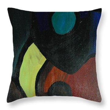Cattelonia Throw Pillow