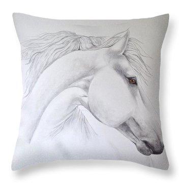 Cavallo Throw Pillow