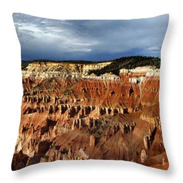 Cedar Breaks Throw Pillow