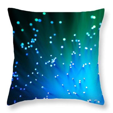 Celebration Day Throw Pillow