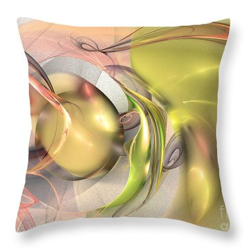 Celebration Of Fertility Throw Pillow