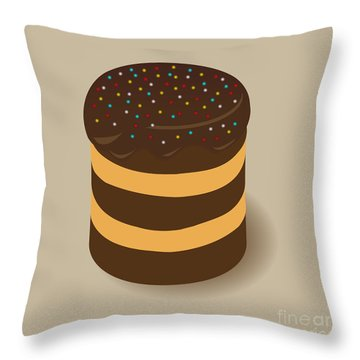 Confectionery Throw Pillows