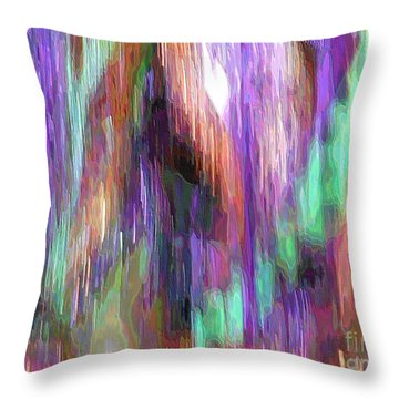 Celeritas 11 Throw Pillow