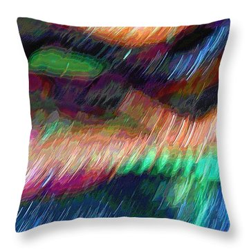 Celeritas 13 Throw Pillow