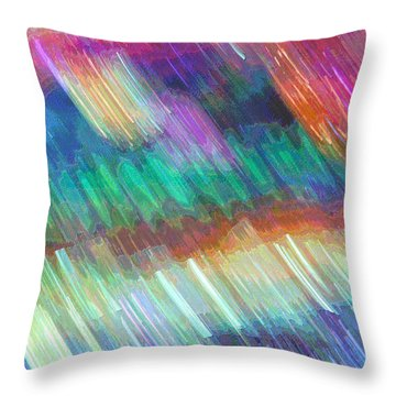 Celeritas 14 Throw Pillow