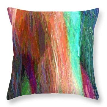 Celeritas 20 Throw Pillow