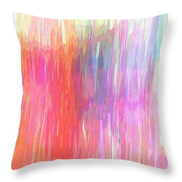 Celeritas 21 Throw Pillow