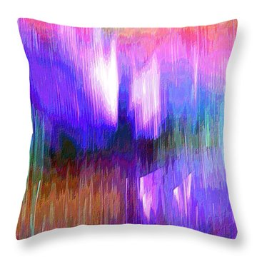 Celeritas 22 Throw Pillow