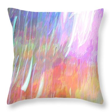 Celeritas 25 Throw Pillow