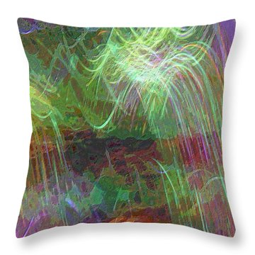 Celeritas 32 Throw Pillow