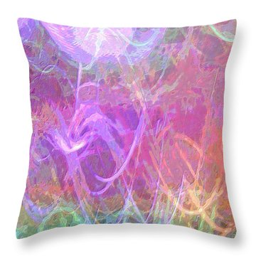 Celeritas 33 Throw Pillow
